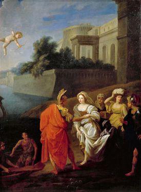 Portrait of Helen of Troy