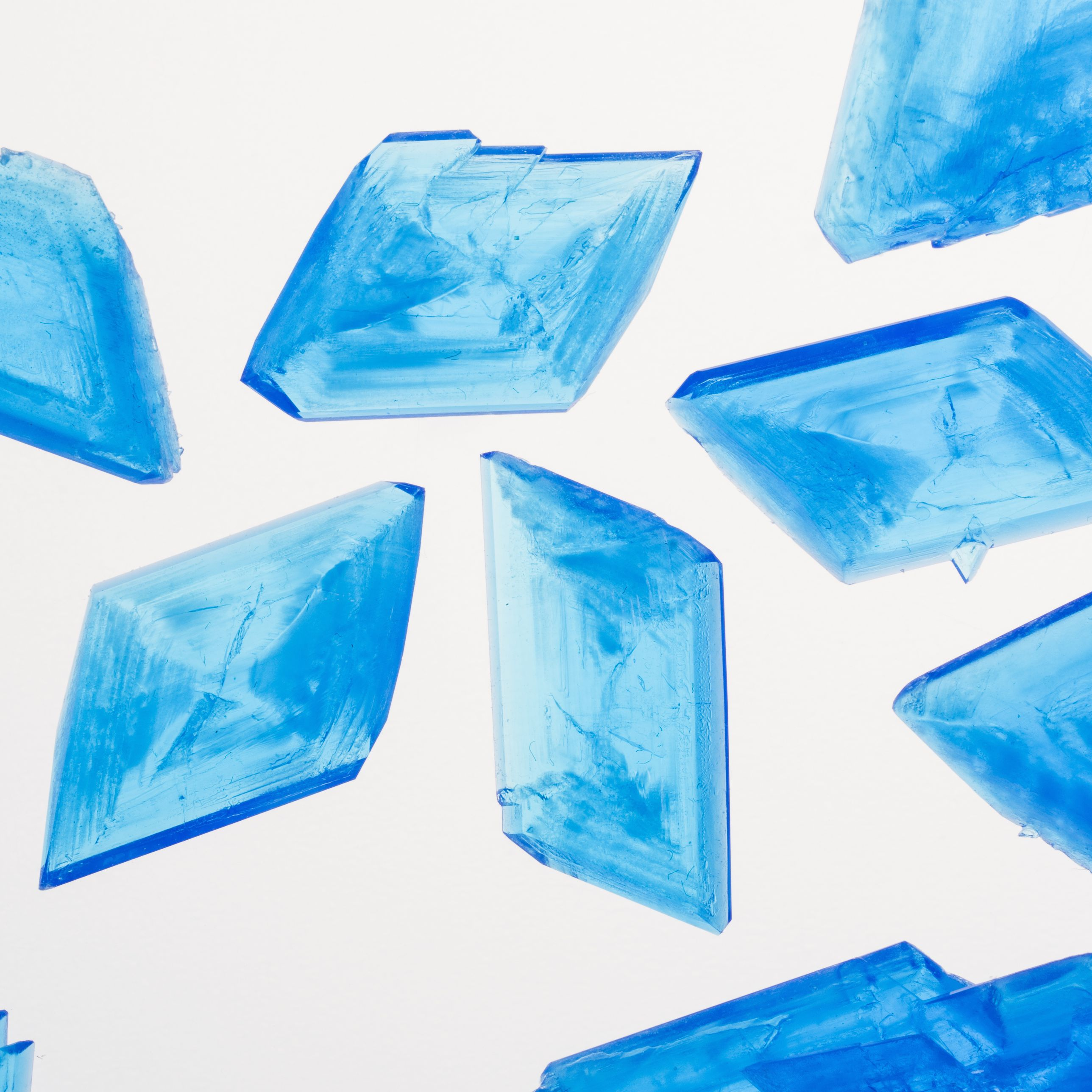 How to Grow Blue Copper Sulfate Crystals