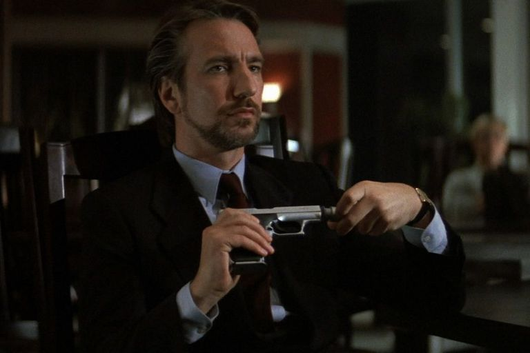 In Hollywood movies, many of the villains use received pronunciation--even supposedly German villains like 'Die Hard's' Hans Gruber, played by Alan Rickman