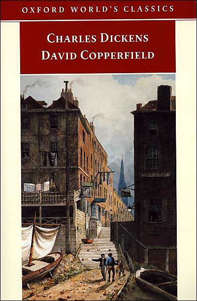 Cover art of David Coperfield.