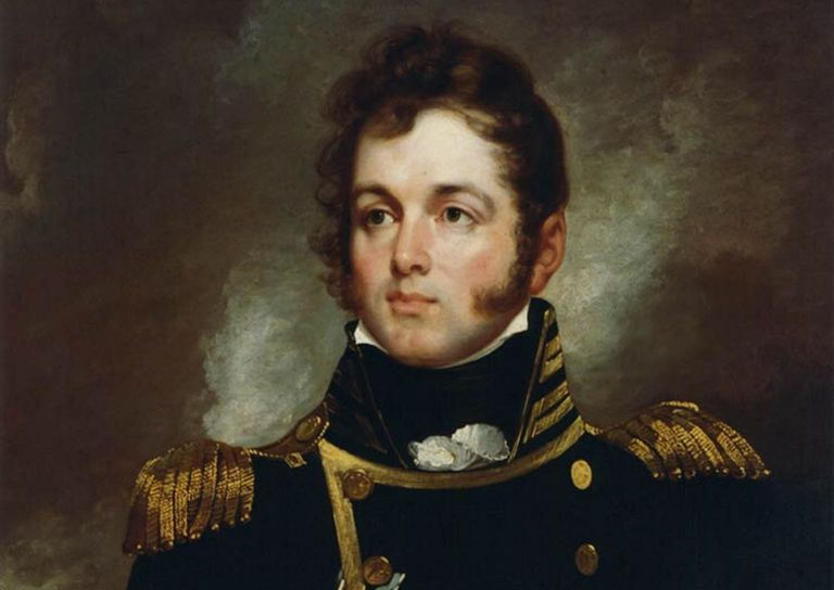 Image result for oliver hazard perry