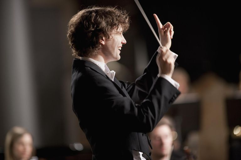 what is a conductor music education