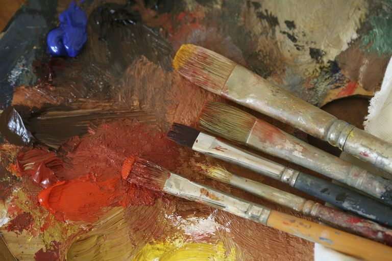 The Seven Best Water Mixable Oil Paints