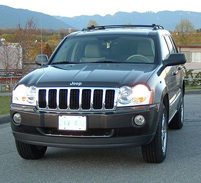 2005 Jeep Grand Cherokee Limited Hemi