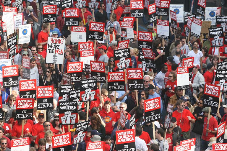 Writers Guild of America: History, Strikes, Criticism