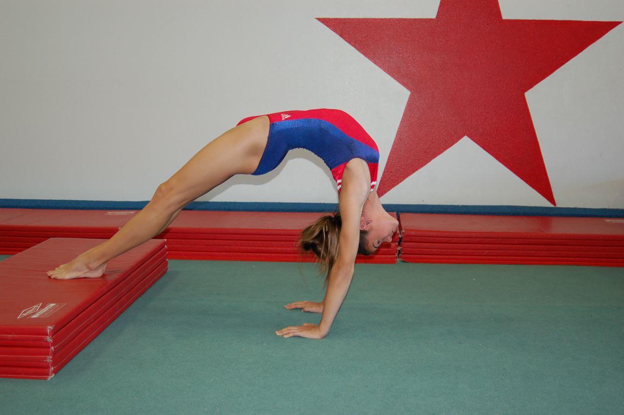Секс русских гимнастки коротко