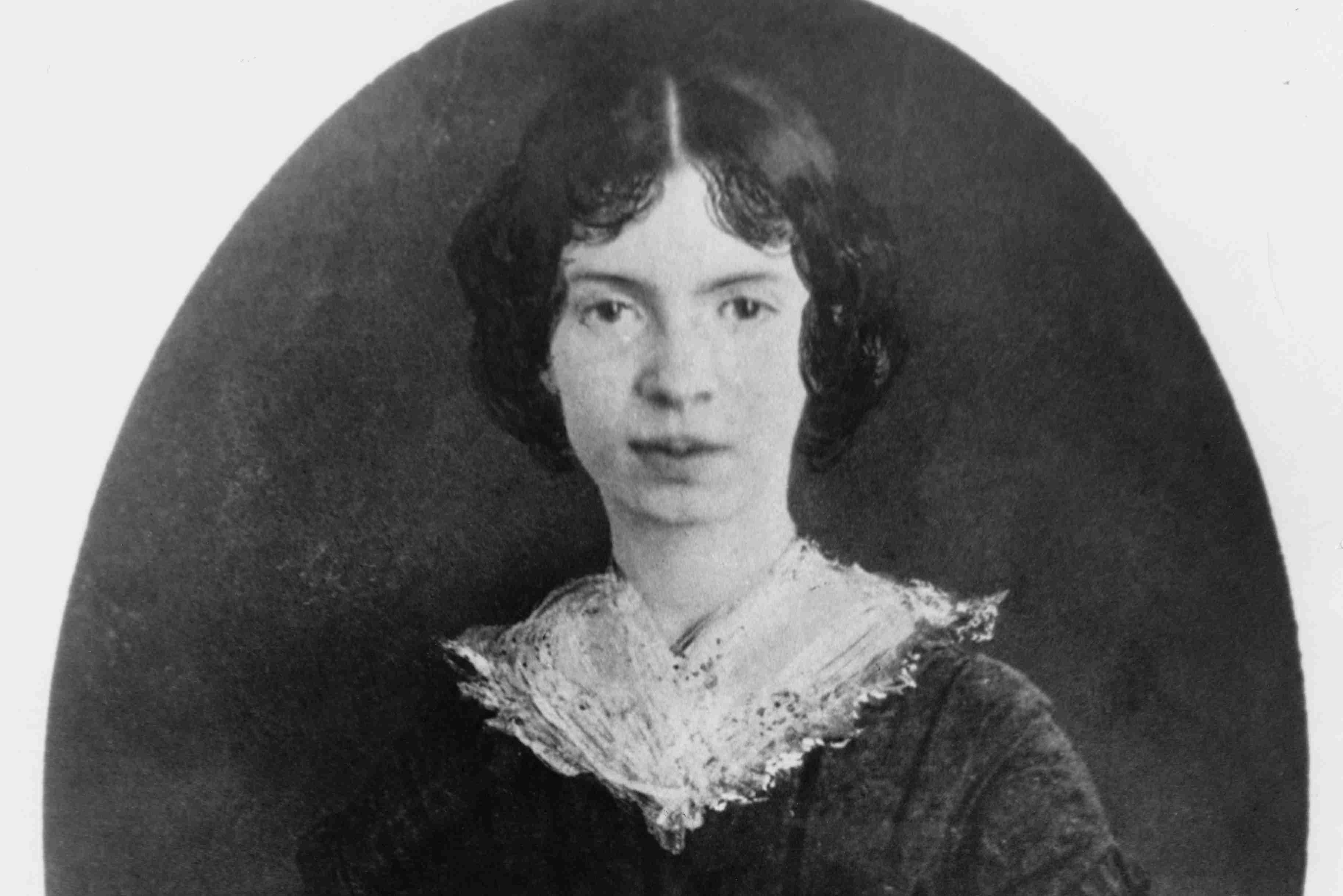 Emily Dickinson - about 1850