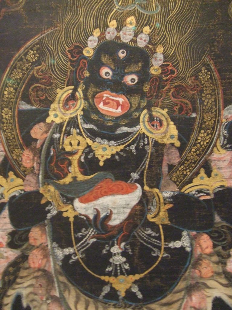 About Me – The Guru Cult of Tibetan Buddhism