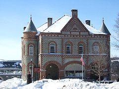 James B. Colgate Hall