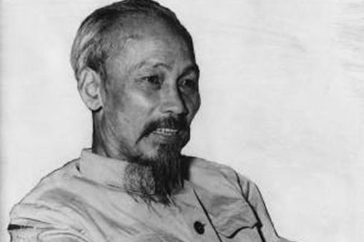 North Vietnamese leader Ho Chi Minh