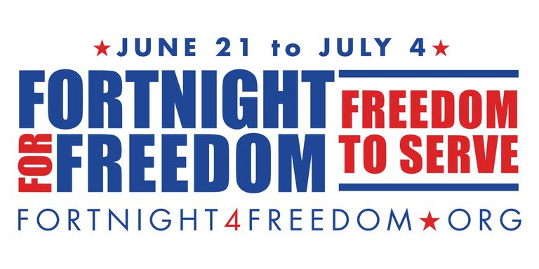 Fortnight for Freedom Logo