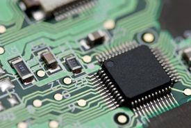 Electronic circuit abstract macro
