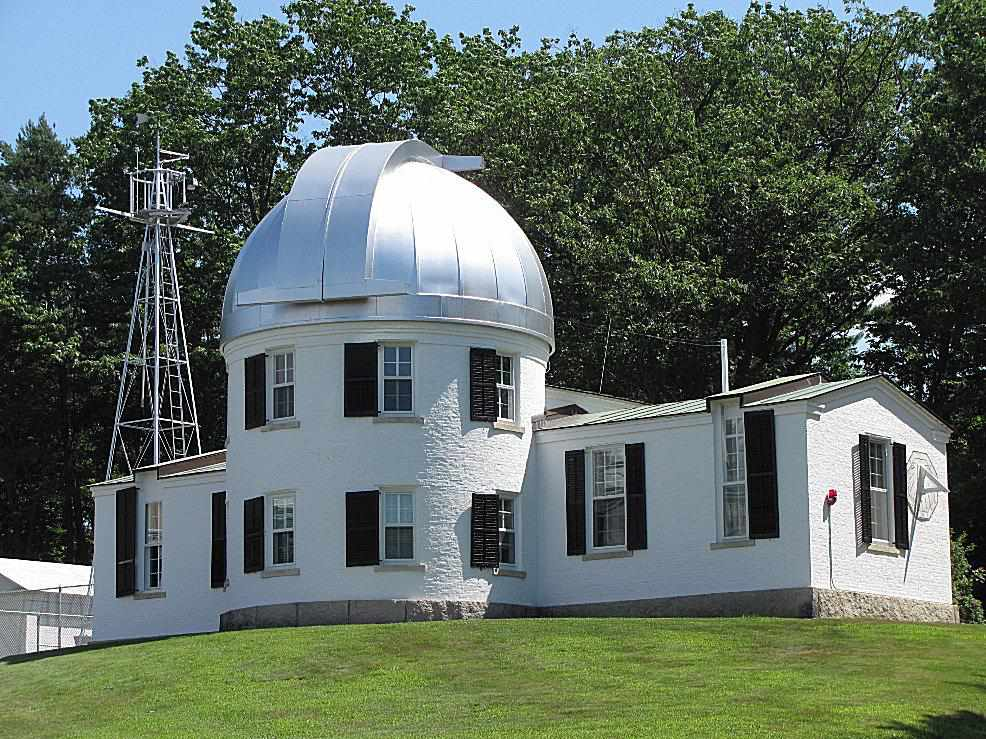 Shattuck Observatory at Dartmouth College