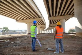 Vinyl Ester and Resin are Both Used In Bridge and Building Repairs