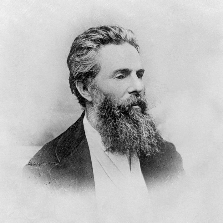 American Novelist Herman Melville