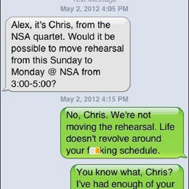funny wrong number text replies