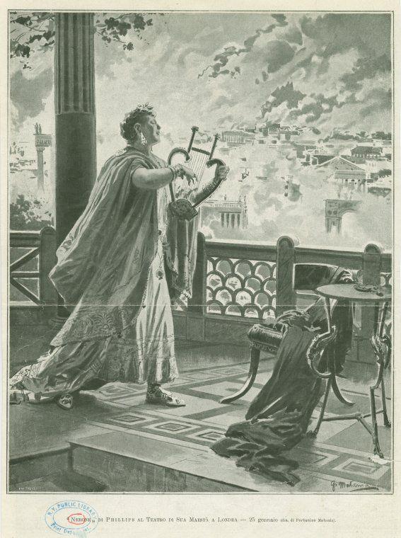 Image ID: 1707871. Nero, Emperor of Rome