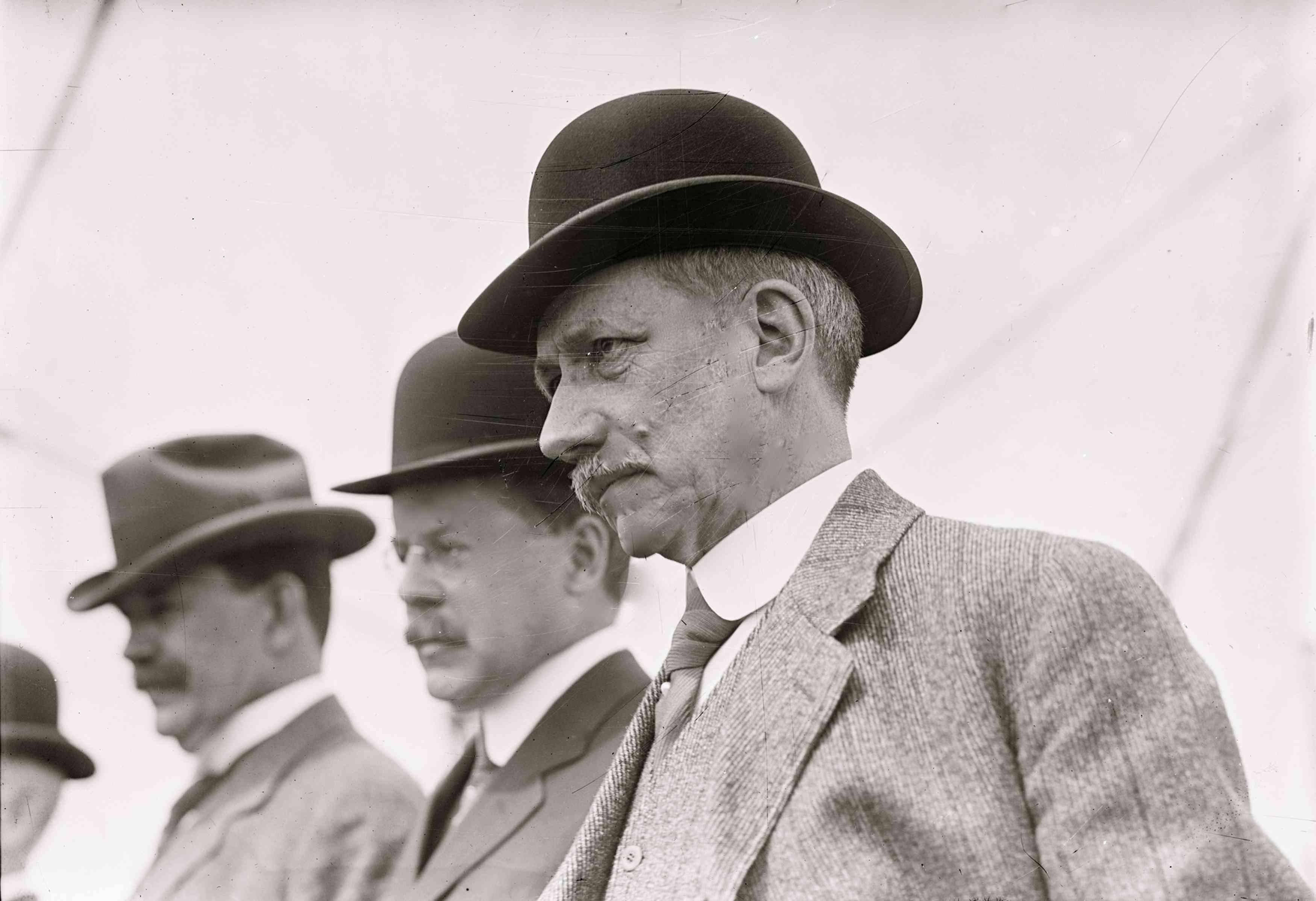 Elihu Root With Others