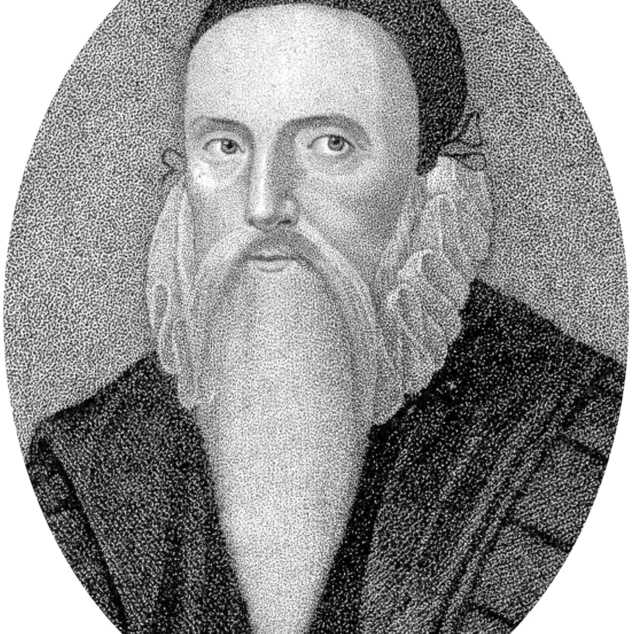 Dr. John Dee (1527-1608) scientist philosopher, mathematician