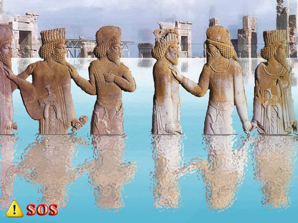 Save Pasargad and Persepolis