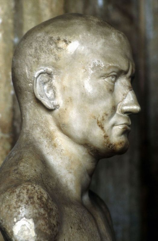 Scipio Publius Cornelius Africanus Major