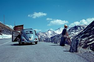 Excursion to the Alps