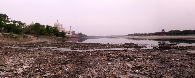River Pollution