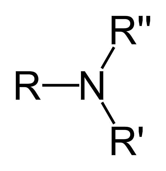A tertiary amine group is a type of amine.