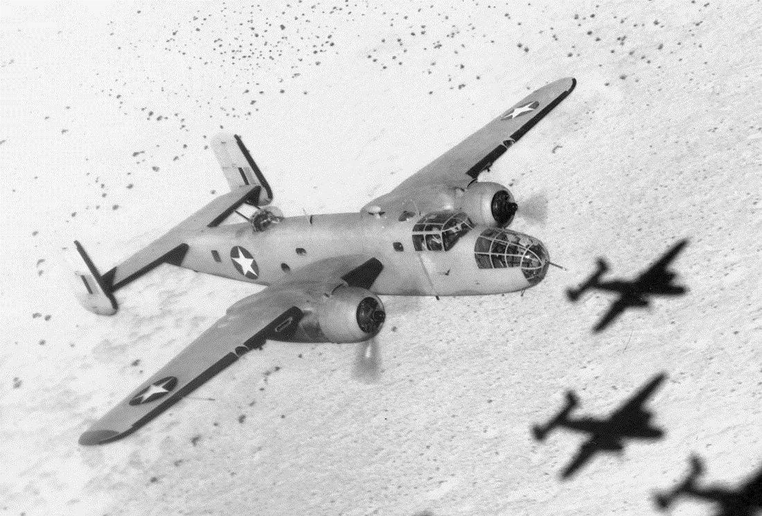 B 25 Mitchell In World War II