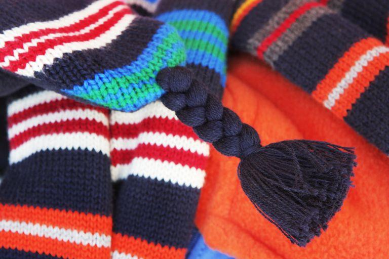 Scarf Hat Fleece Clothing Fashion