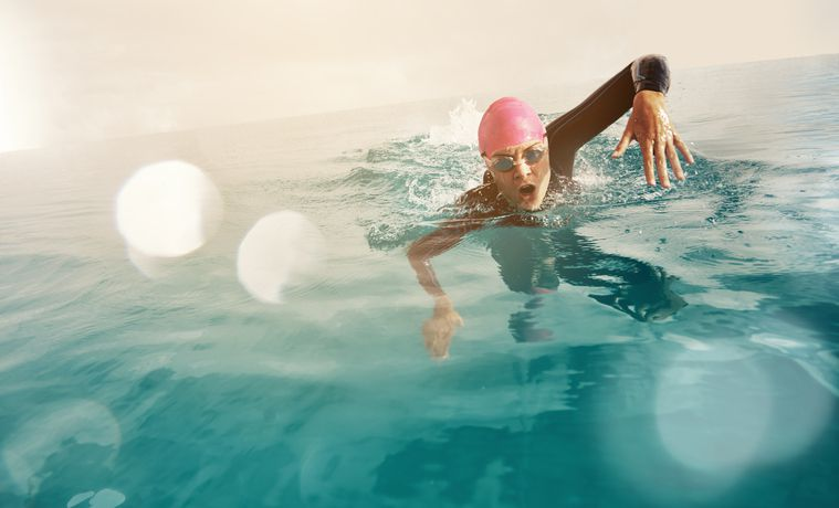 Exercise With Swimming To Lose Weight