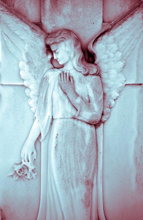Guardian Angel Sculpture