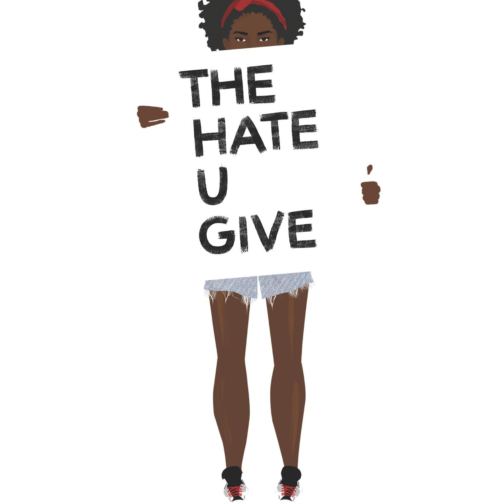 The Hate U Give, by Angie Thomas