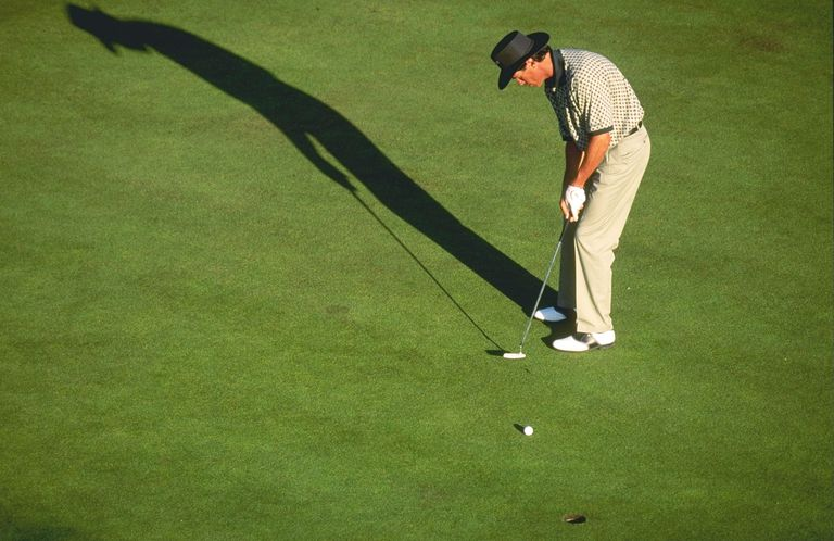 Ian Baker-Finch at the 1996 British Open