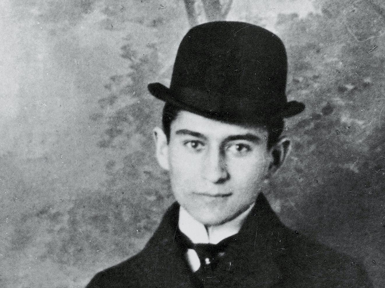 Yazıçı Frans Kafka