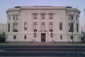 Carnegie Library Center at Stockton University