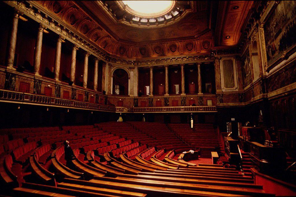 The Congress Chamber, Versailles