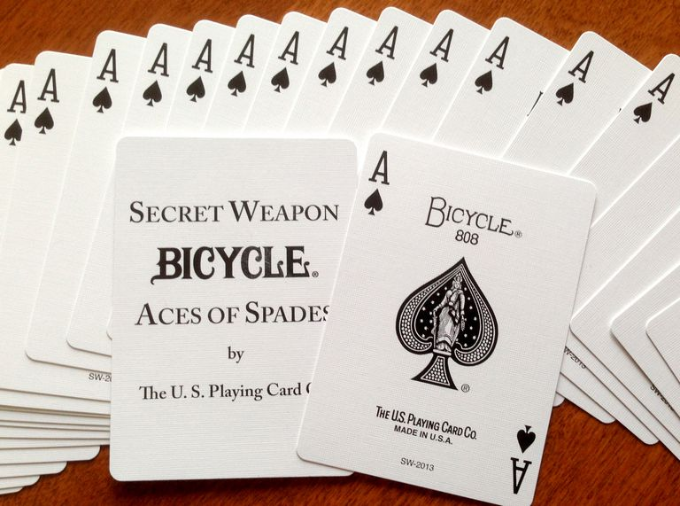 During the Vietnam War, card decks like this one were used as a form of psychological warfare.