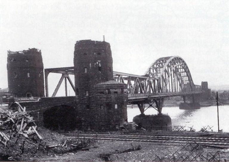 The Ludendorff Bridge