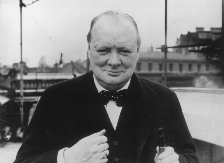 20 Brilliant Winston Churchill Quotations