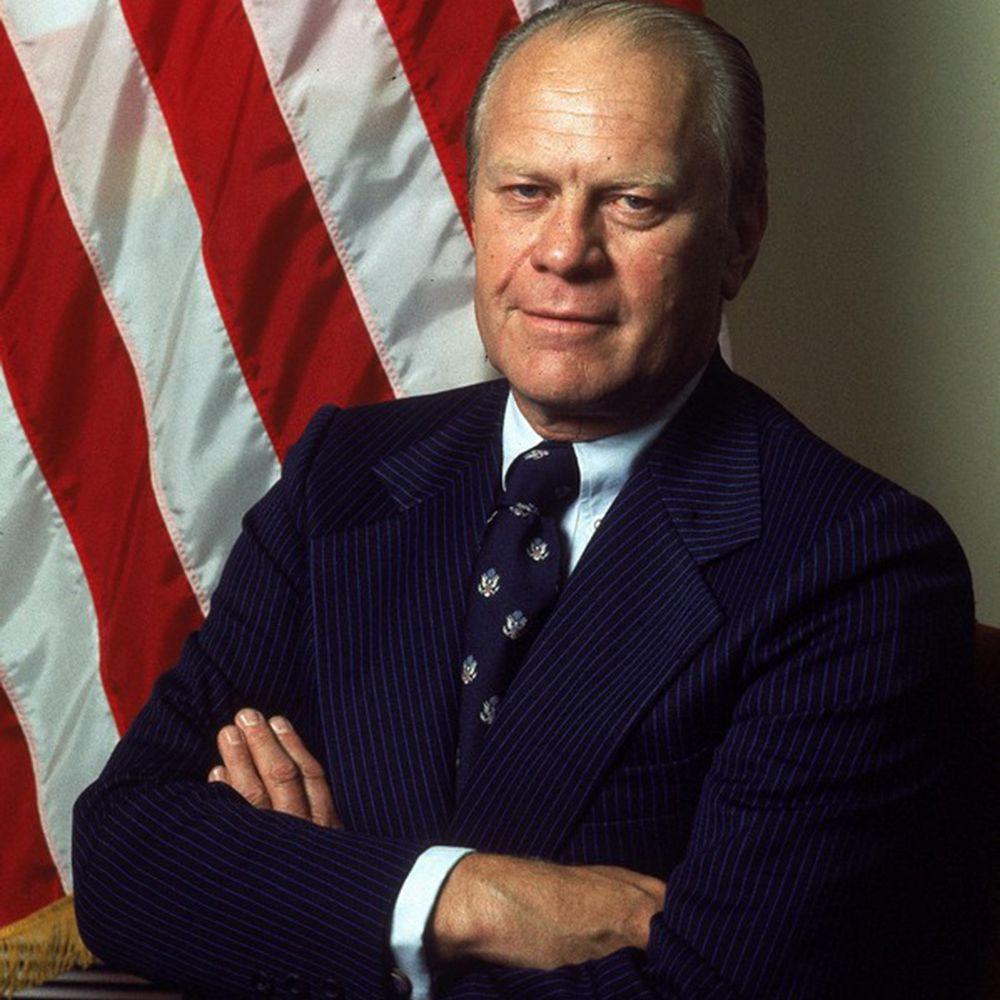 Πρόεδρος Gerald Ford