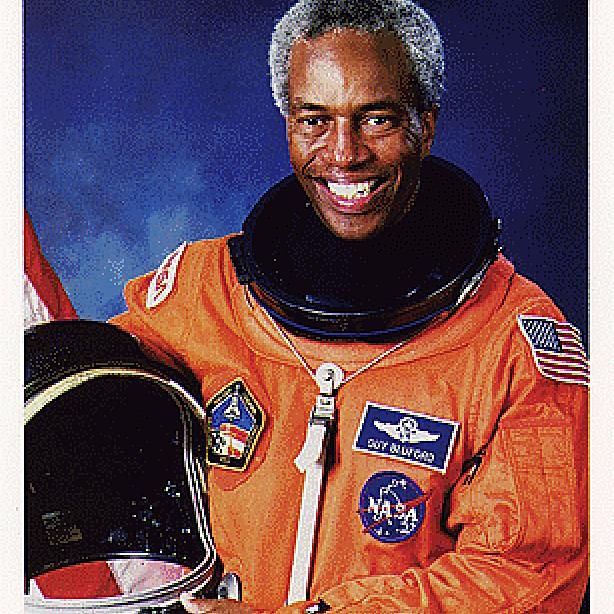 NASA Astronaut Guion Bluford, Jr.