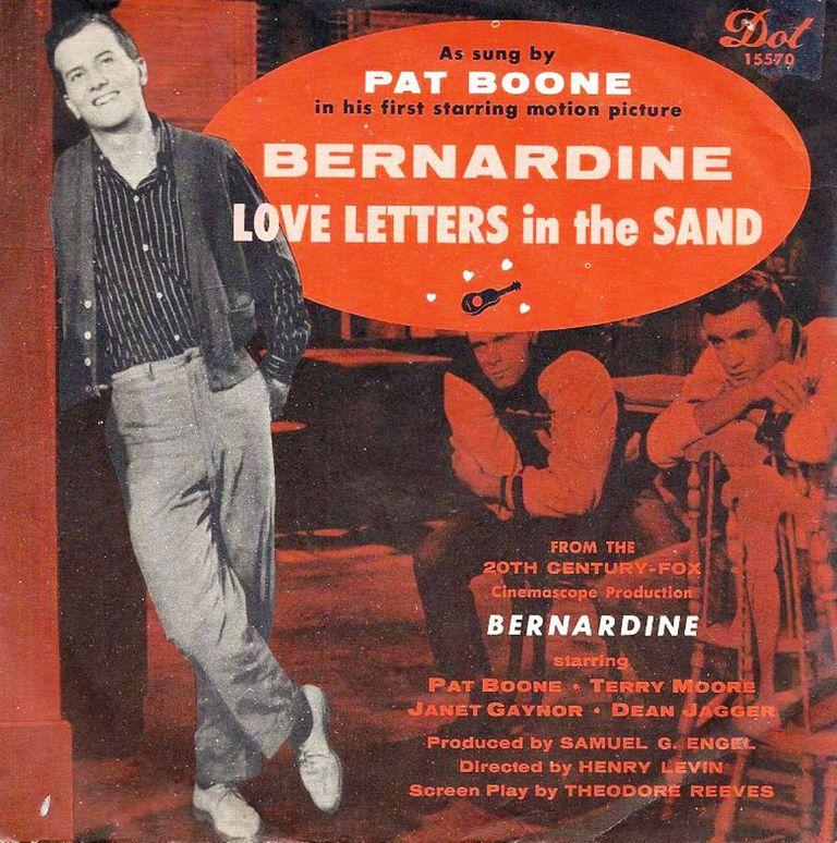 Pat Boone's