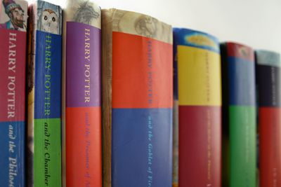 should harry potter be banned