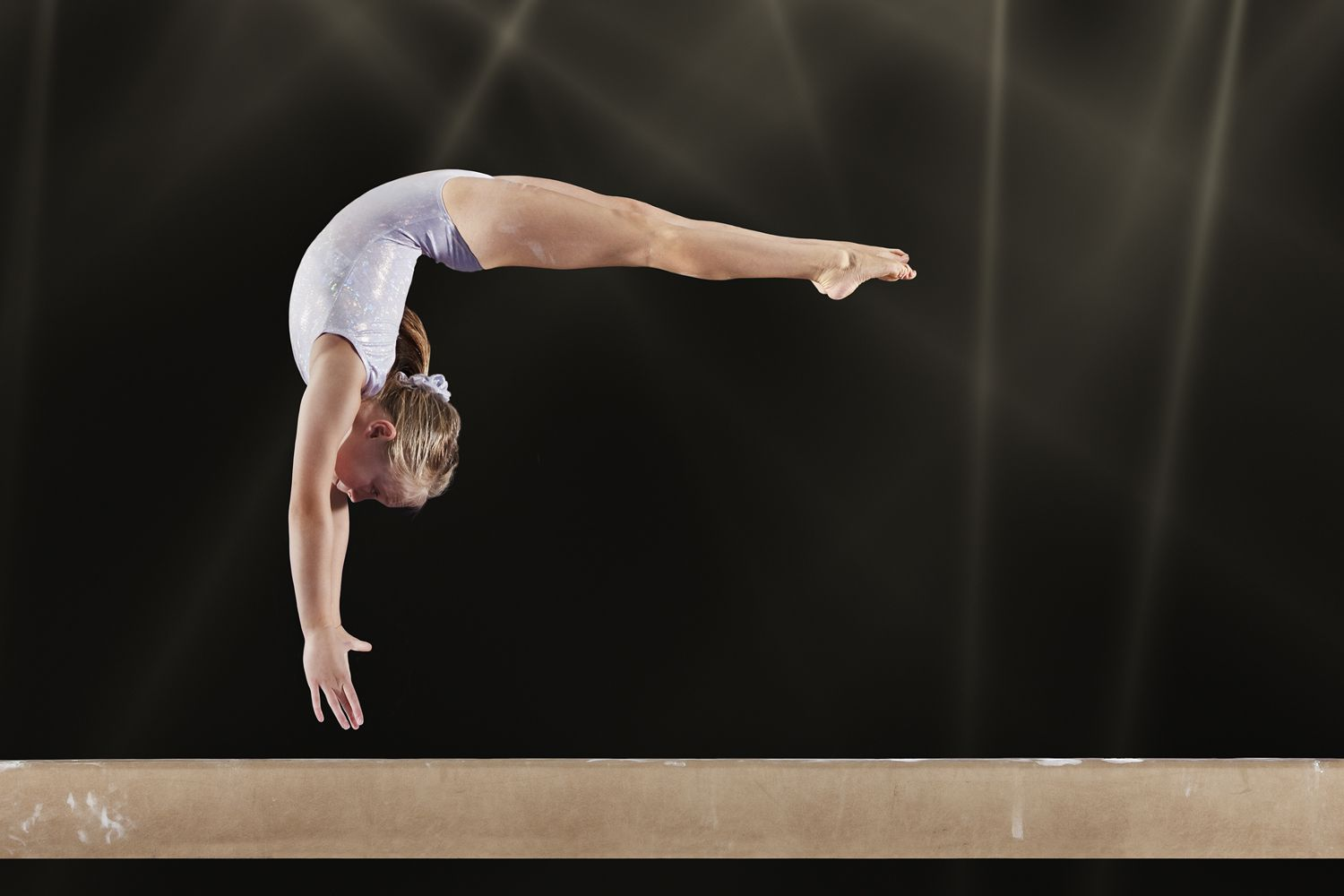 Eating disorders are common in gymnastics.
