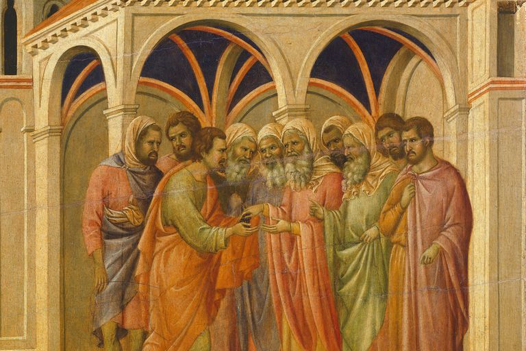 The Betrayal of Judas