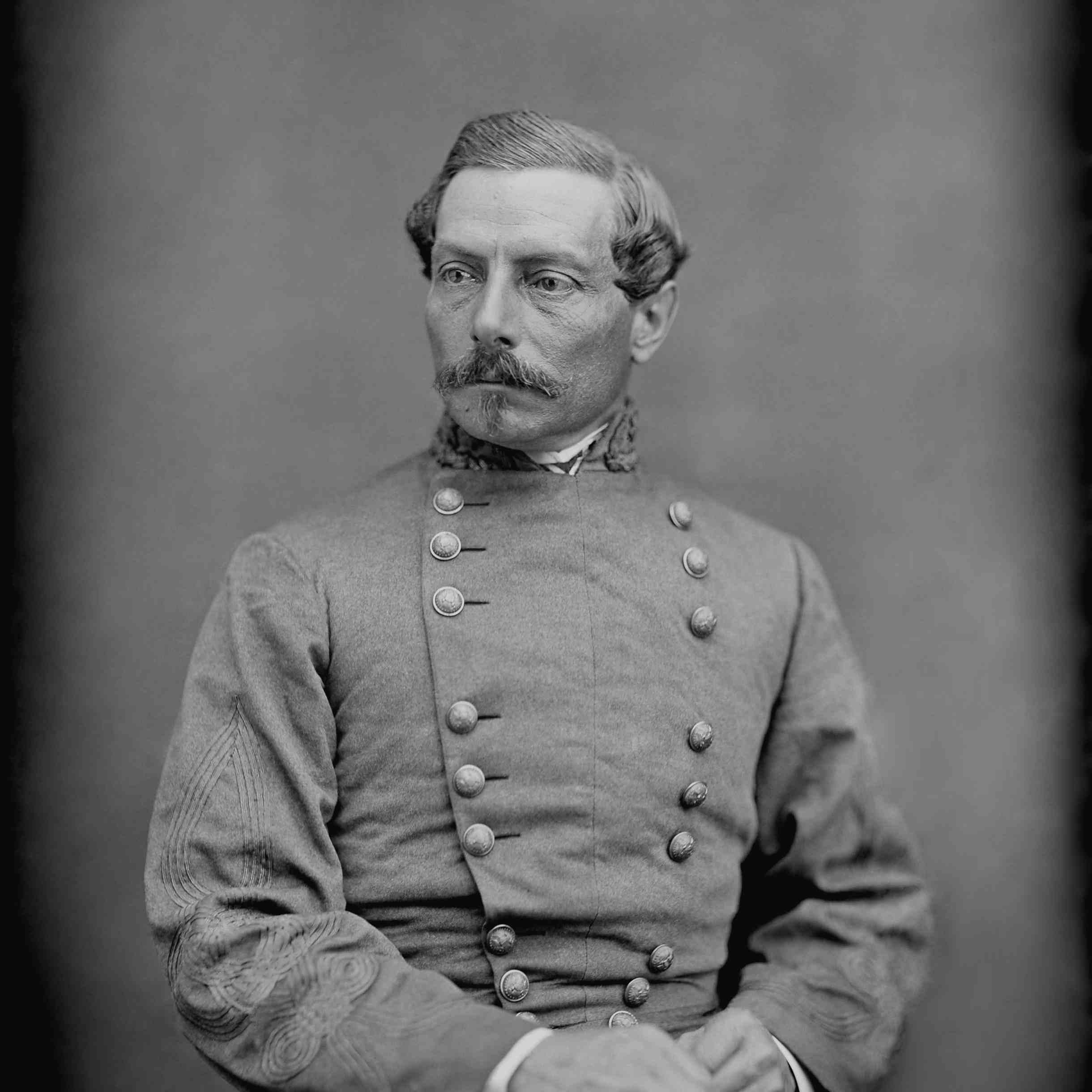 Portrait of P.G.T. Beauregard