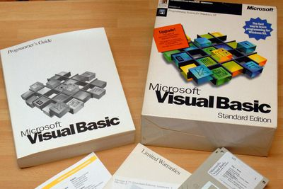 Creating and Using Resources in Visual Basic 6