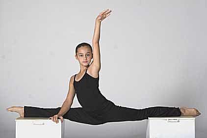simple stretches to help you learn to do splits