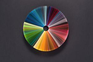 Wide range of colors